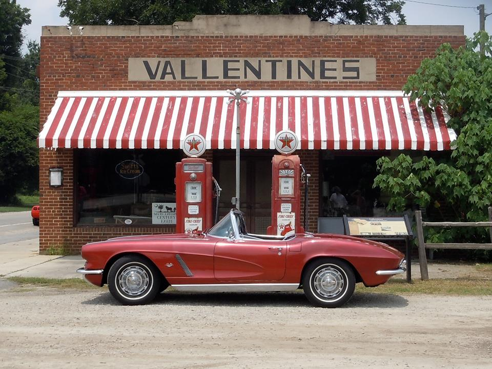 1962 Corvette Collectible Car