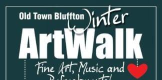 Old Town Bluffton Winter Art Walk