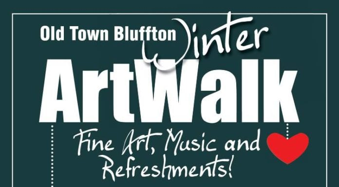 Old Town Bluffton Winter Art Walk