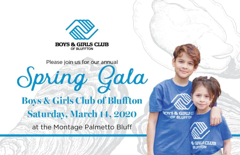 Boys & Girls Club of Bluffton Spring Gala 2020