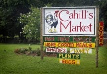 Cahill's Market Bluffton