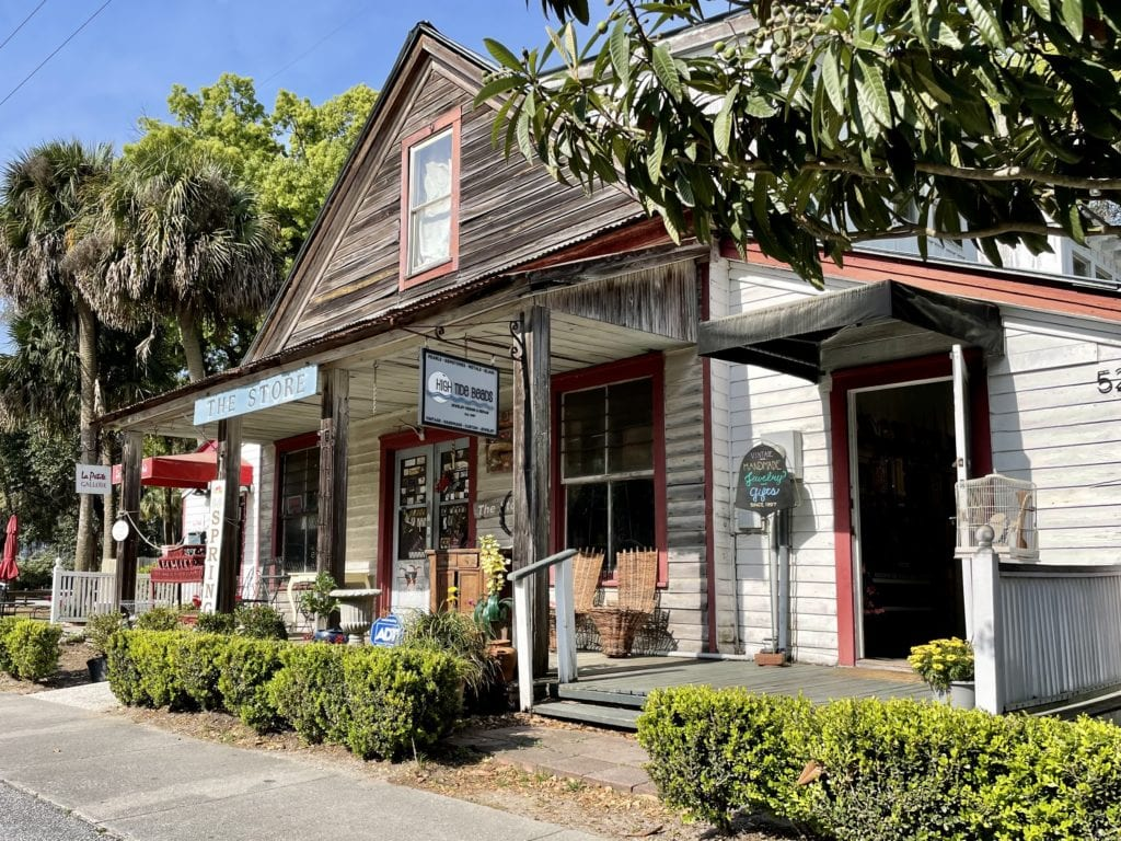 Where to Shop Historic Bluffton