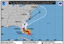 Hurricane Information Bluffton SC