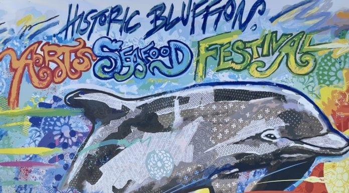 Bluffton Art Seafood Festival 2021
