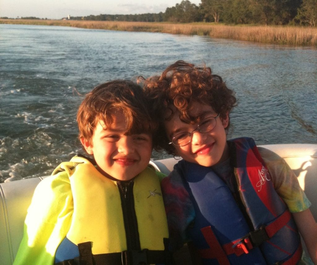 Things to Do With Kids in Bluffton Boating