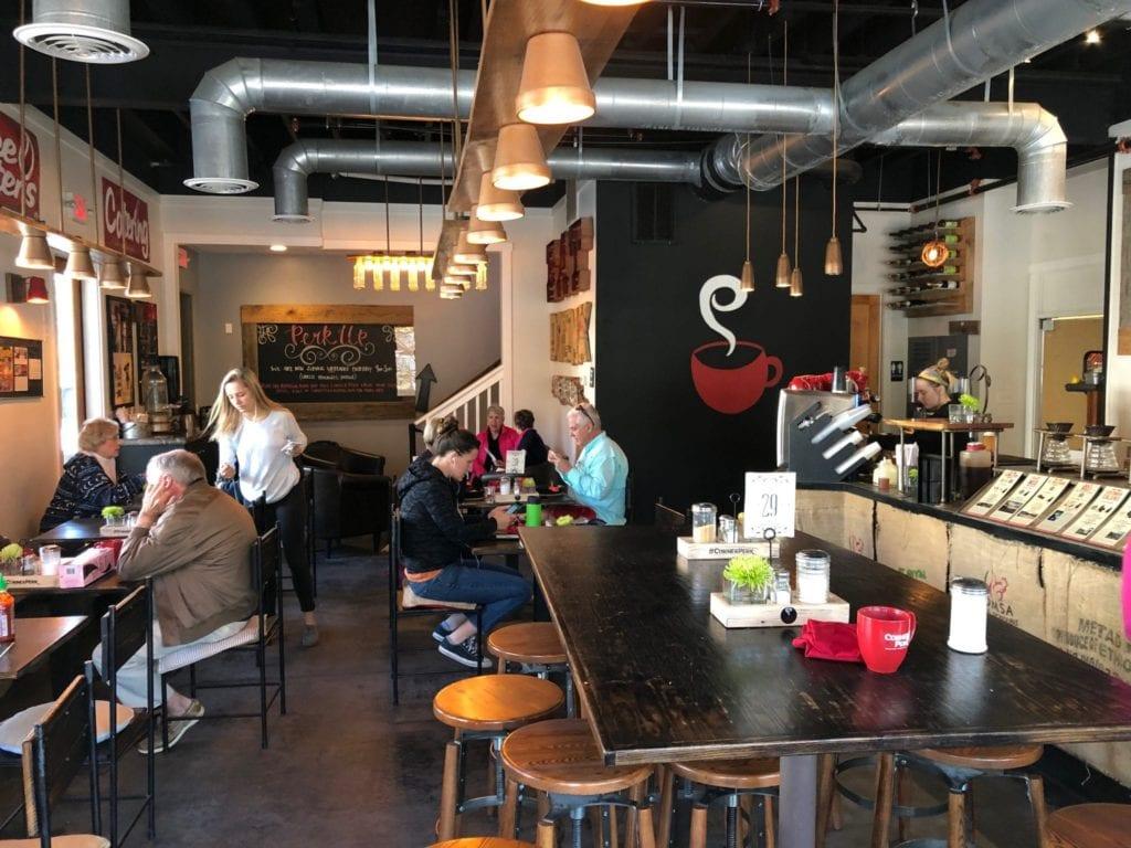Perk Corner Coffee Old Town Bluffton