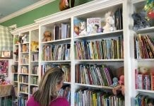 Children's Book Store Bluffton
