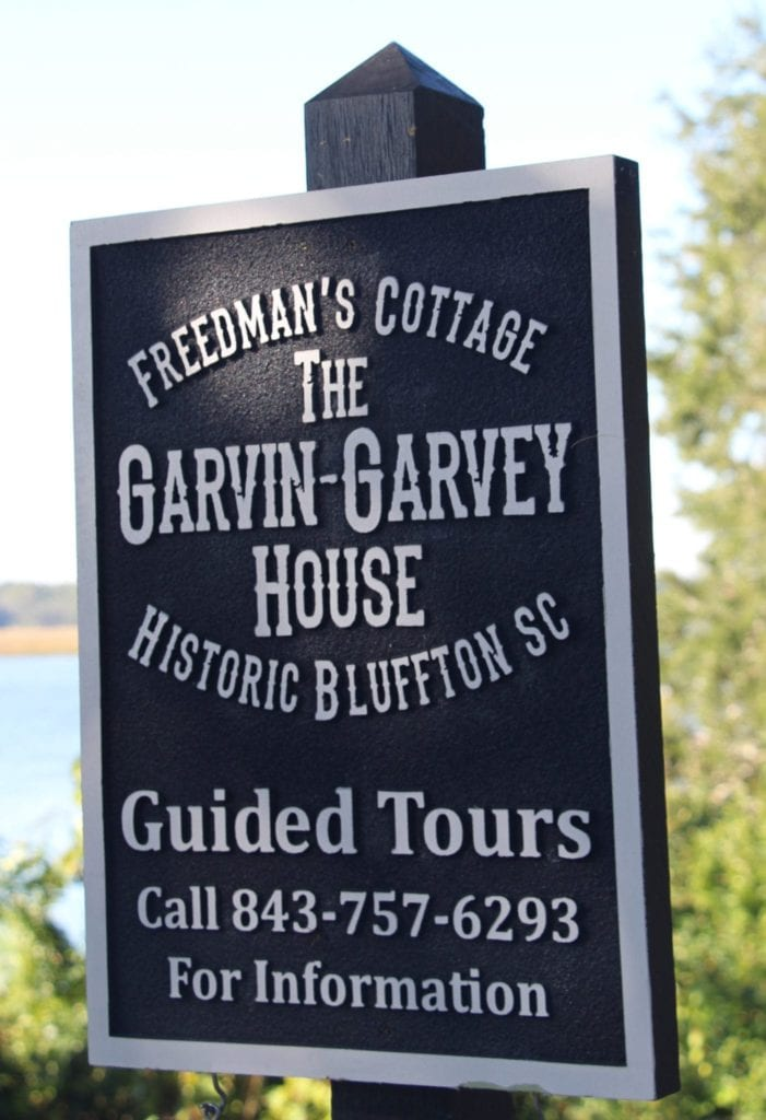 Garvin-Garvey's Freedman Cottage