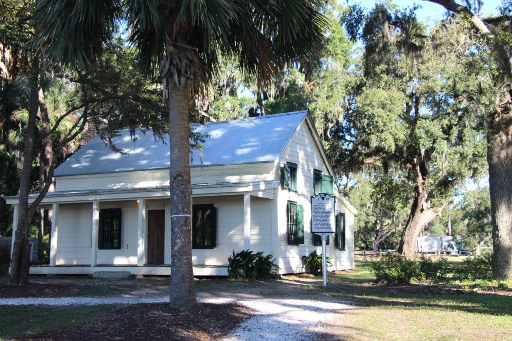 Historic House Bluffton SC