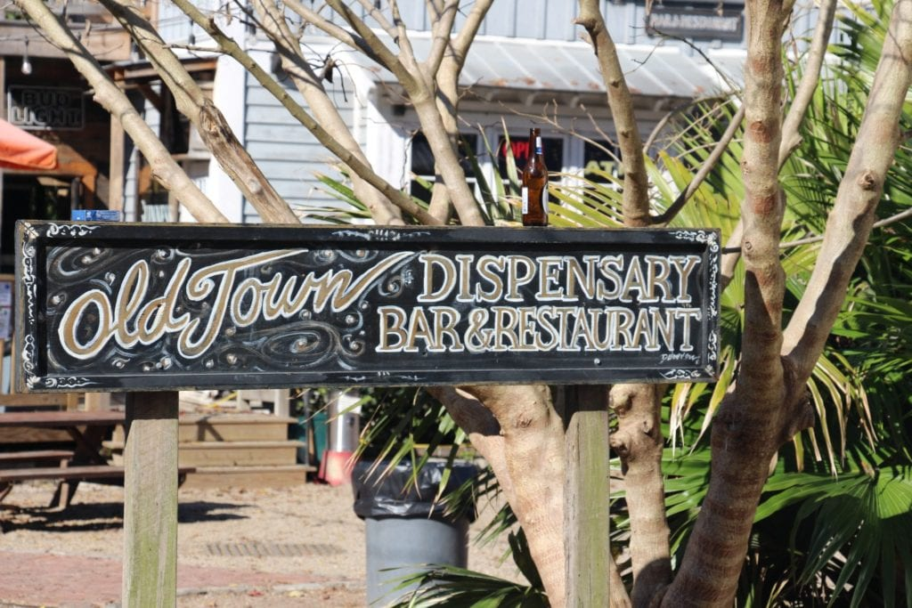 Old Town Dispensary Bar & Restaurant
