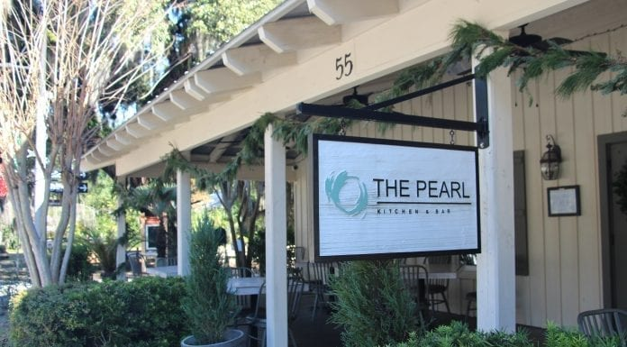 The Pearl Restaurant Downtown Bluffton