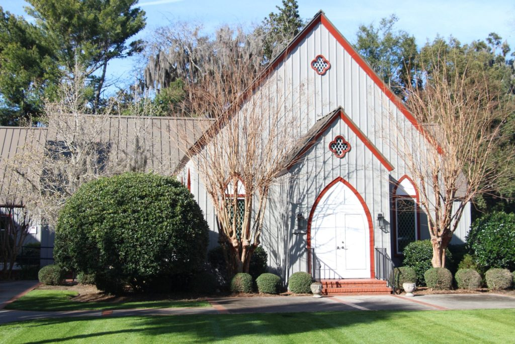 Original Chapel built in 1842