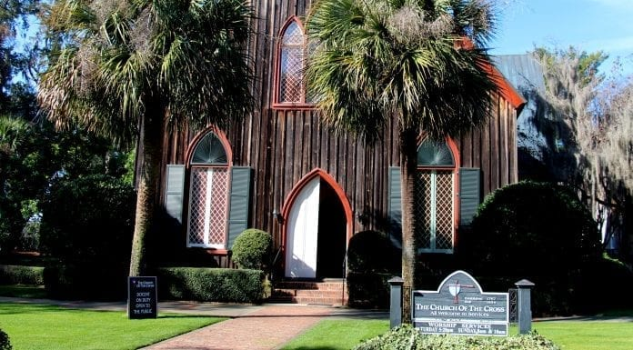 The Church of the Cross Historic Bluffton