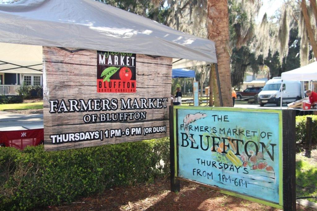 Farmer's Market Bluffton SC