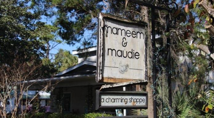 Mameem and Maudie Bluffton SC