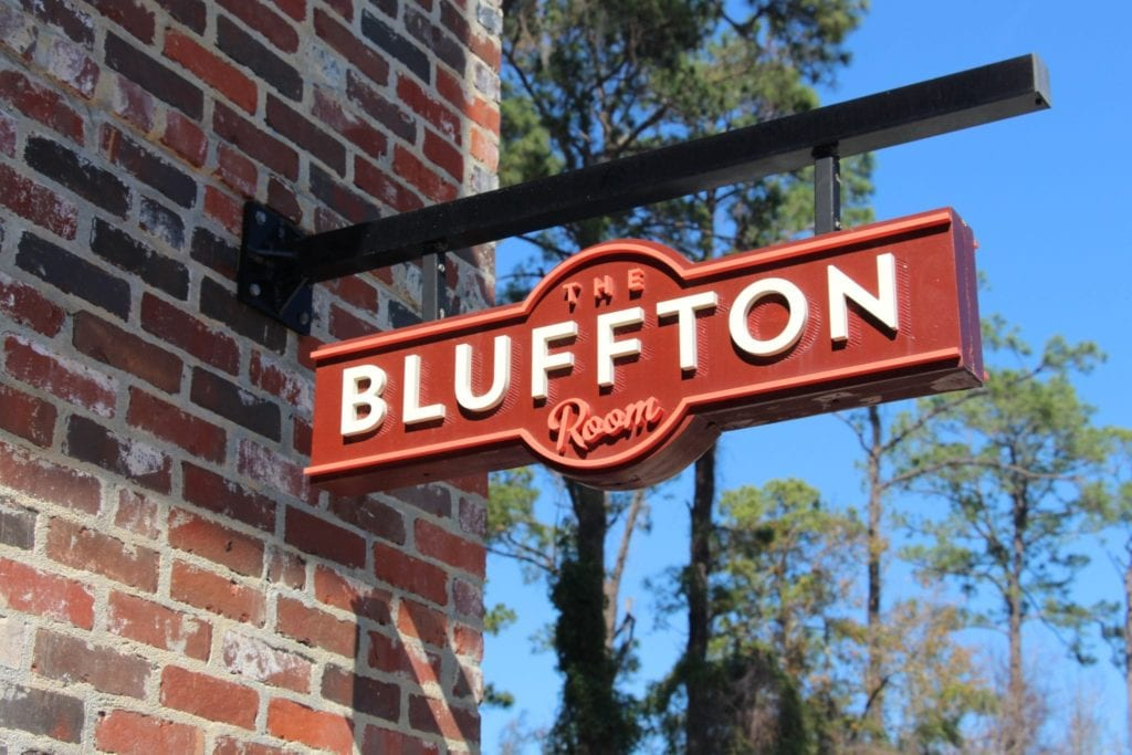 Girls Weekend at The Bluffton Room