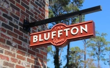 The Bluffton Room Downtown Restaurant