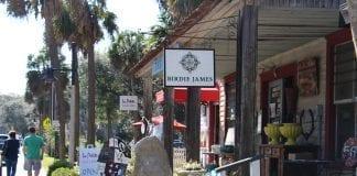 Birdie James Downtown Bluffton SC