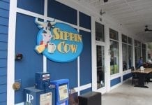 Breakfast Place in Bluffton Sippin Cow