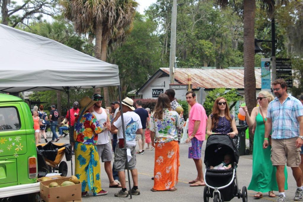 May Festival Bluffton