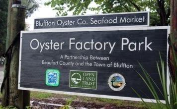 Oyster Factory Park
