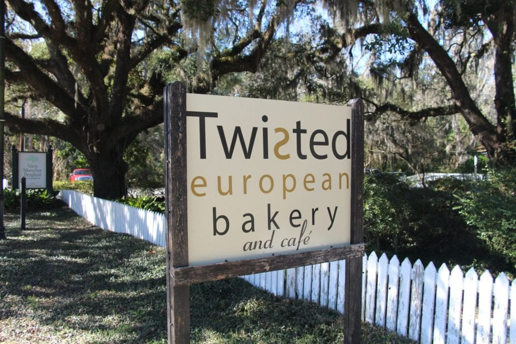 Twisted European Bakery Located on Route 46