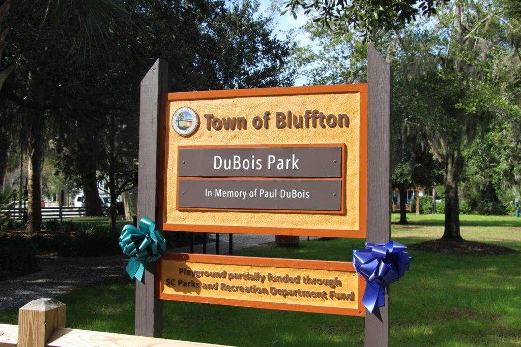 DuBois Park in Bluffton