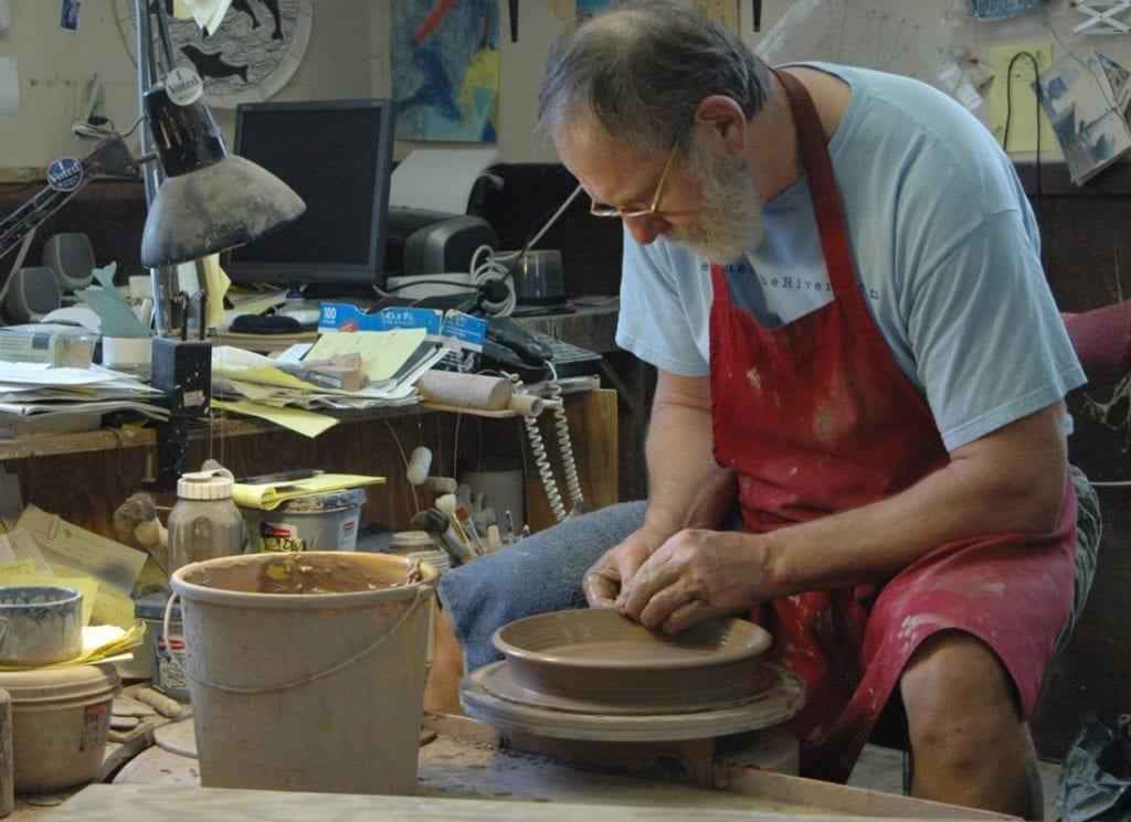 Jacob Preston Pottery Bluffton