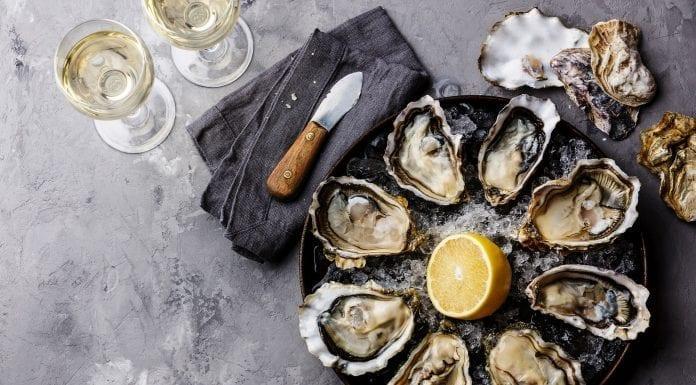Restaurant Week Bluffton Oysters