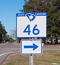 Route 46 Bluffton