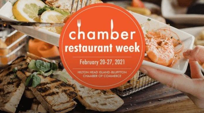 Hilton Head Chamber Restaurant Week