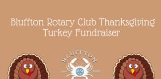 Bluffton Rotary Club Turkey Fundraiser