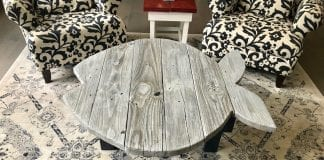 Custom Fish Table Bluffton